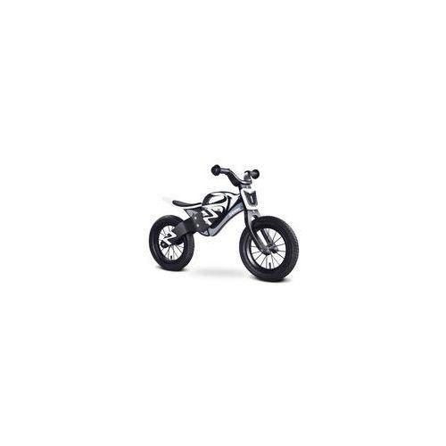 Rowerek biegowy Enduro Toyz Caretero (czarno-biały), enduro black white
