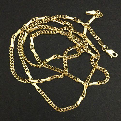 Łańcuszek złoty L814