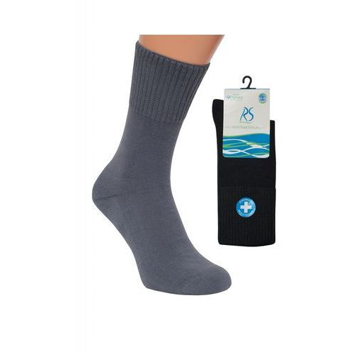 c2d931ff9361d0 Regina Socks Regina socks Skarpety purista antybakteryjne frotte rozmiar:  43-46, kolor: czarny/