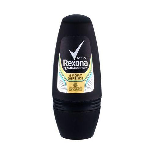 Dezodorant Rexona Men Sport Defence Antyperspirant w kulce 50ml