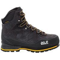 Męskie buty trekkingowe WILDERNESS XT TEXAPORE MID M phantom / burly yellow XT - 7,5