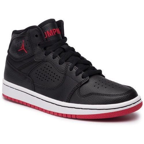 Nike Buty - jordan access (gs) av7941 001 black/gym red/white
