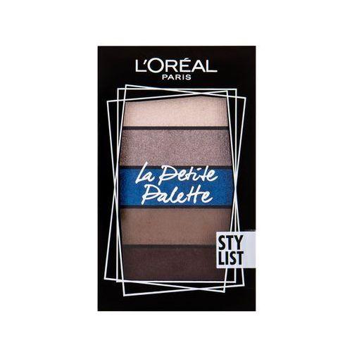 L'OREAL La Petite Palette Eyeshadow paleta cieni do powiek 04 Stylist 5 x 0,80g - Niesamowita oferta