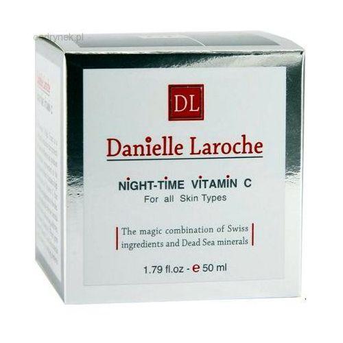 Danielle Laroche krem na noc z witaminą C
