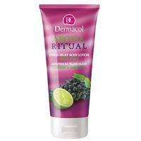 aroma ritual body lotion grape&lime 250ml w balsam marki Dermacol
