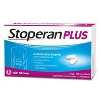 Tabletki STOPERAN PLUS x 6 tabletek