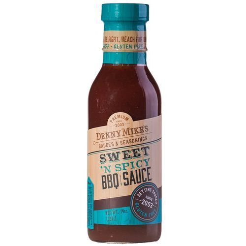 Denny Mikes Sweet 'n Spicy Sauce