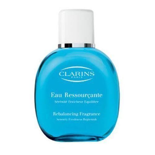 eau ressourcante rebalancing marki Clarins