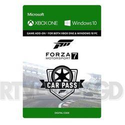 Forza Motorsport 7 - Car Pass [kod aktywacyjny] Xbox One, 7CN-00038