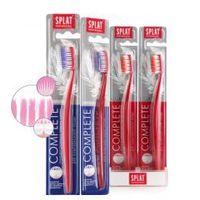 Splat / federacja rosyjska Complete medium - szczoteczka do zębów do kompleksowej higieny jamy ustnej idealne czyszczenie- splat (4603014002457)