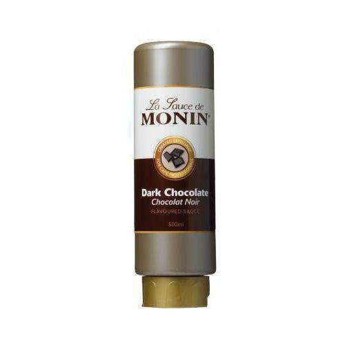 Monin Sos ciemna czekolada | 0,5l