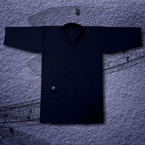 ac4420331ba03 Zobacz ofertę Tonbo Kimono do iaido - heavy, granatowe  (szt.jedwab-poliester)