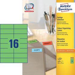 Etykiety biurowe  Avery Zweckform Pasaż Biurowy