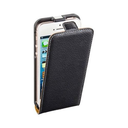 Etui na smartfon HAMA Smart Case do Apple iPhone 5/5S/SE Czarny (4047443315076)
