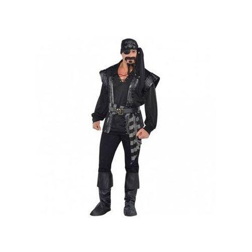 Kostium czarny pirat - m/l (standard) marki Amscan