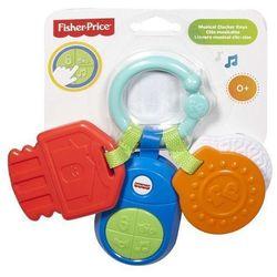 - fisher muzyczne kluczyki -gryzaczki marki Fisher price
