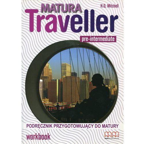 Matura Traveller Pre-Intermediate LO Ćwiczenia. Język angielski (9789604439942)