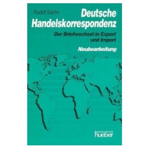 Deutsche handelskorrespondenz neu... op.m, Rudolf Sachs