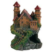 dekoracja zamek na skale 14cm marki Trixie