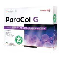 Kapsułki ParaCol G ochrona przed grzybami czosnek 30 kapsułek Colfarm