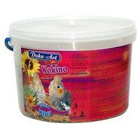 DAKO-ART Kokino - Pełnowartościowy pokarm dla nimf 10l - 10l (5906554351436)