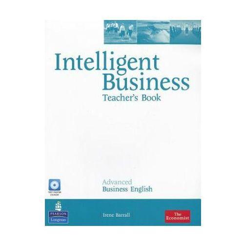 Intelligent Business Advanced. Książka Nauczyciela + CD (2002)