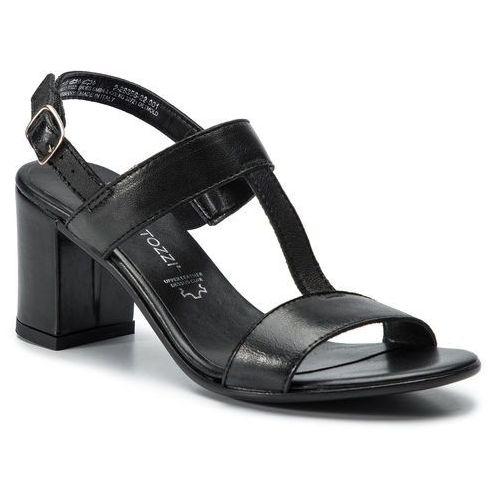 Sandały - 2-28356-22 black 001 marki Marco tozzi