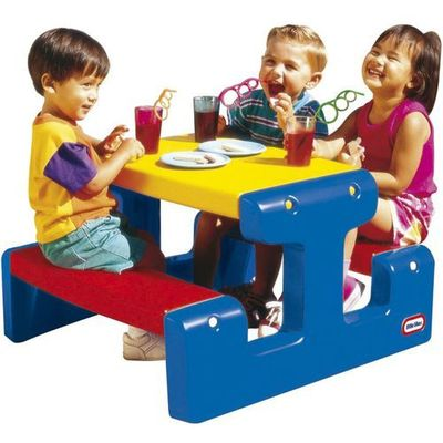 Krzesła i stoliki LITTLE TIKES vidaXL