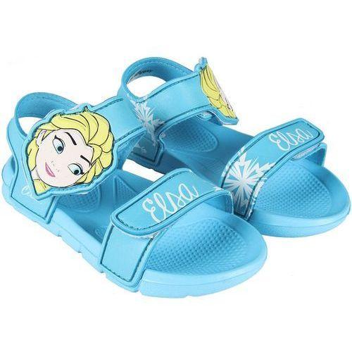 c96356cbe84886 ▷ Sandały dziewczęce frozen 30.5 niebieskie (Disney) - opinie ...