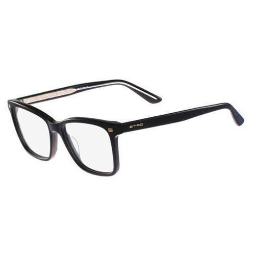 Etro Okulary korekcyjne et 2603 001