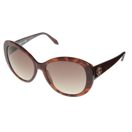 Roberto Cavalli Temoe Okulary przeciwsłoneczne Brązowy UNI, kolor brązowy