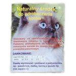 Ziołovet Naturalny środek do odrobaczania kotów saszetka 2g