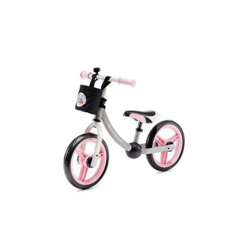 Rowerek biegowy 2WAY next różowy 5Y36L4