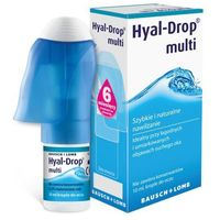 Bausch & Lomb Hyal-Drop Multi 10 ml