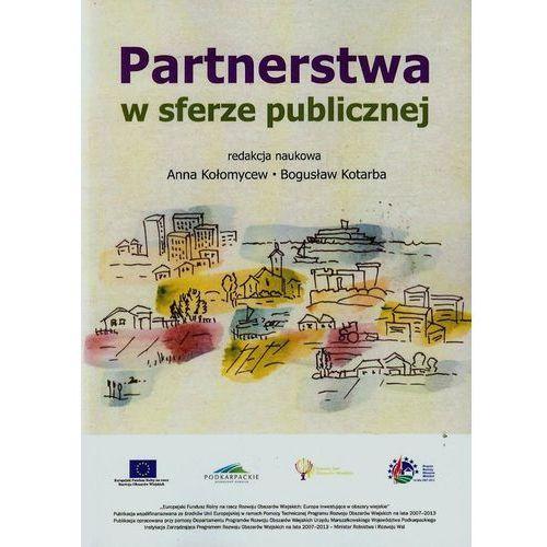 Partnerstwa w sferze publicznej - Wysyłka od 3,99 - porównuj ceny z wysyłką, oprawa miękka