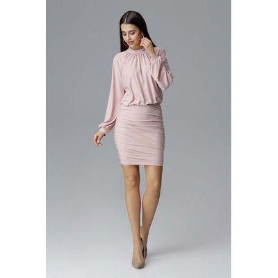 53735d7fb6 suknie sukienki marella by max mara sukienka rozowa w kategorii ...