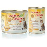 natural cat z kurczakiem, waga: 200g -- ekspresowa wysyłka -- marki Power of nature
