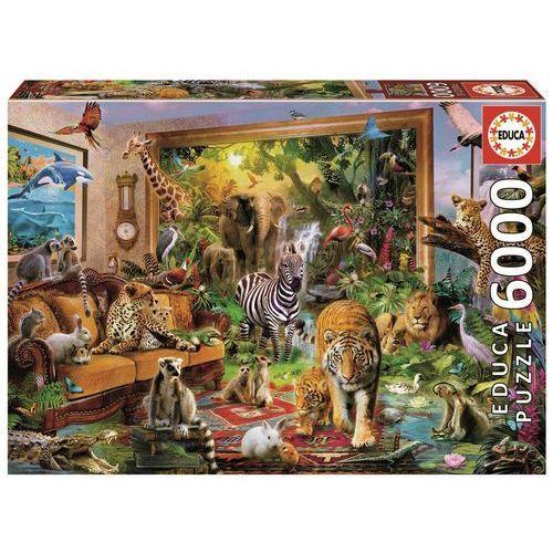 Puzzle 6000 elementów, Sypialnia