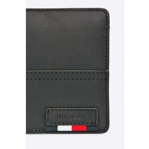380e56b7d23fe portfel skórzany marki Tommy hilfiger - zdjęcie - portfel skórzany marki Tommy  hilfiger