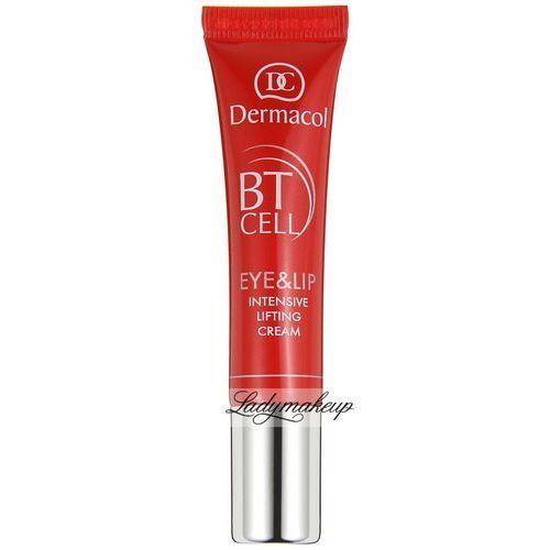 Dermacol bt cell eye&lip intensive lifting cream krem pod oczy 15 ml dla kobiet