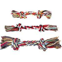 ZABAWKA sznur bawełniany wiązany - 15cm/25g