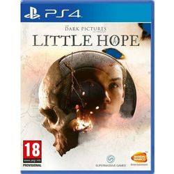 Namco The dark pictures anthology: little hope ps4