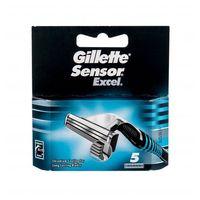 Gillette Sensor Excel wkład do maszynki 5 szt dla mężczyzn