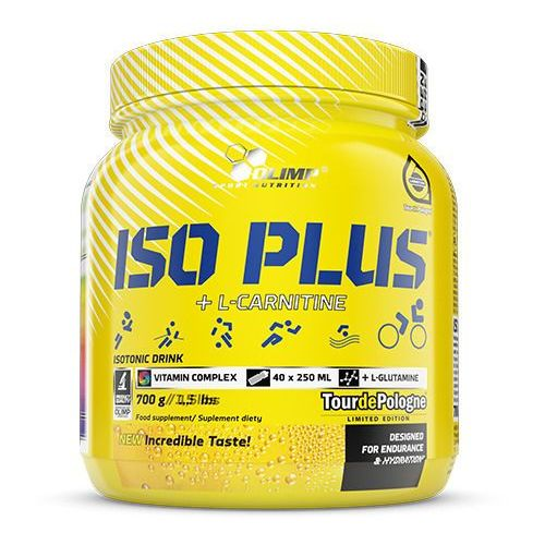 OLIMP Iso Plus Powder - 700g - Orange