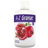 Tabletki A-Z Granat sok 5-krotny koncentrat 475ml