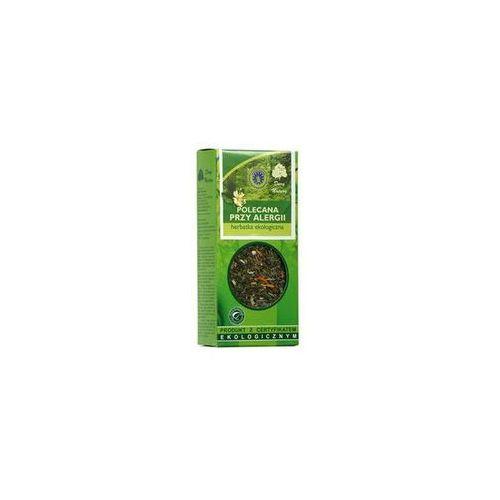 Herbata Polecana Przy Alergii BIO 50g
