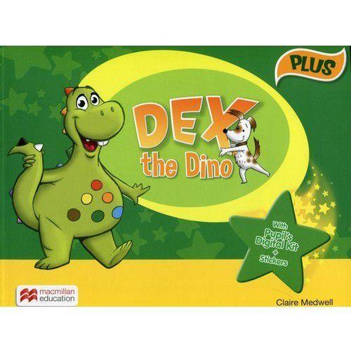 Dex the Dino PLUS. Podręcznik (64 str.)