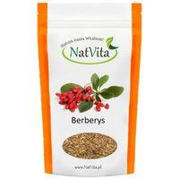 Berberys kora korzenia Berberis vulgaris L. 50g NatVita (5907377282150)