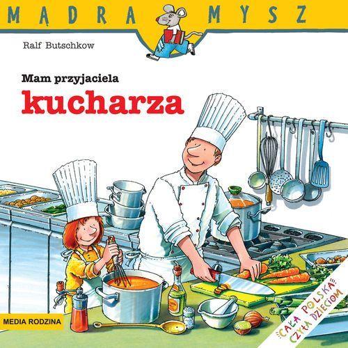 Mam przyjaciela kucharza, Ralf Butschkow