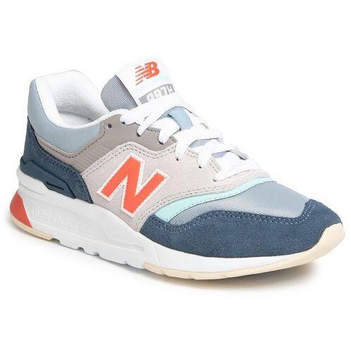 Sneakersy NEW BALANCE - CW997HAR Kolorowy Niebieski